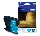 INKCARTRIDGE BROTHER LC-1100 BLAUW